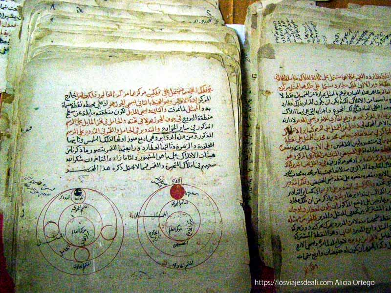 manuscritos antiguos de tombuctú
