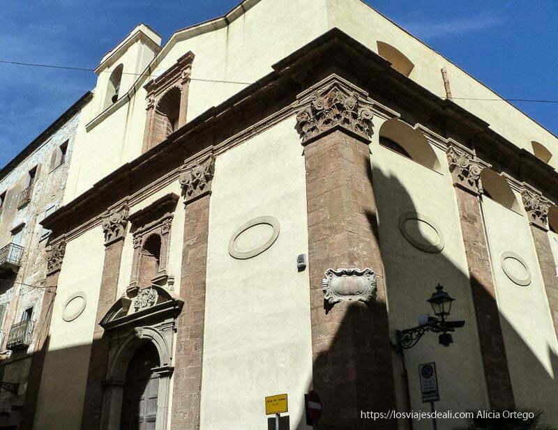 edificio señorial de Trapani
