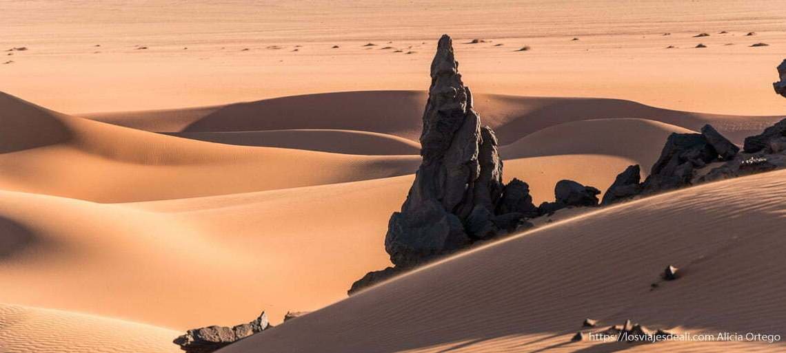 Imágenes Y Sensaciones De Un Viaje A Argelia El Sahara Profundo