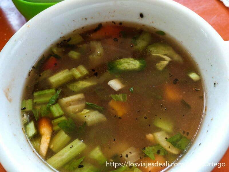 sopa de verduras viajar a mongolia