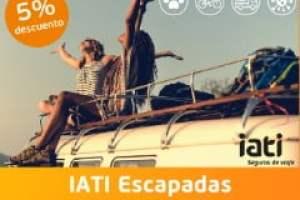 banner los viajes de Ali con IATI