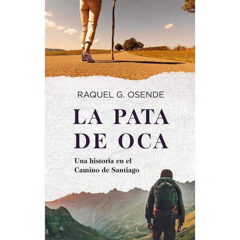 portada de La Pata de Oca de Raquel G. Osende