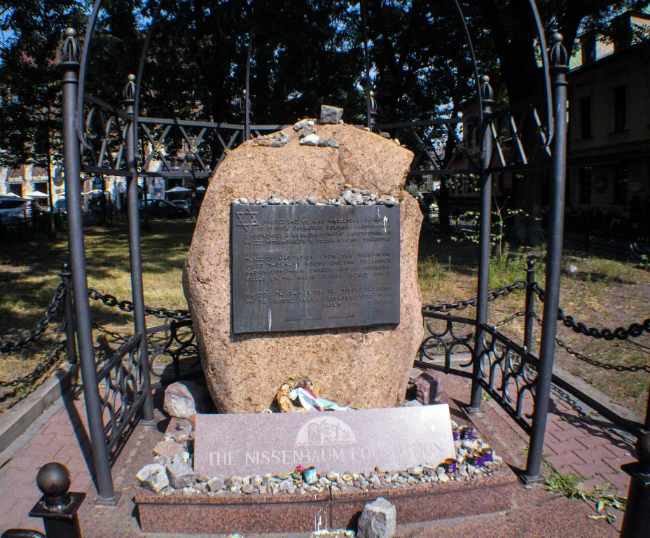 Memorial judío | Que ver en Cracovia