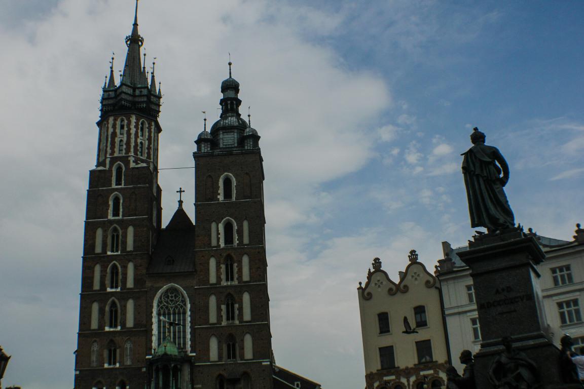 Basílica de Santa María | Que ver en Cracovia