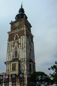 Torre del Ayuntamiento de Cracovia | Que ver en Cracovia