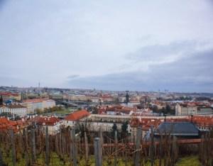Vistas desde el Castillo | Que ver en Praga