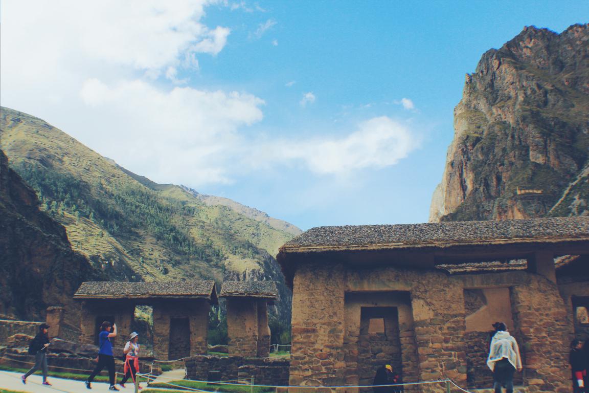 Ollantaytambo | Visitar Valle Sagrado de los Incas