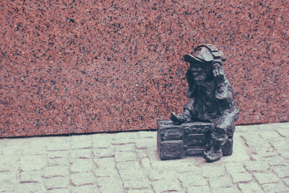Enanos de Wroclaw | Que ver en Wroclaw