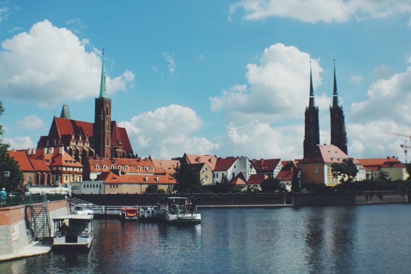 Ostrow Tumsk | Que ver en Wroclaw