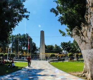 Plaza de Armas de Ica | Que ver en Ica