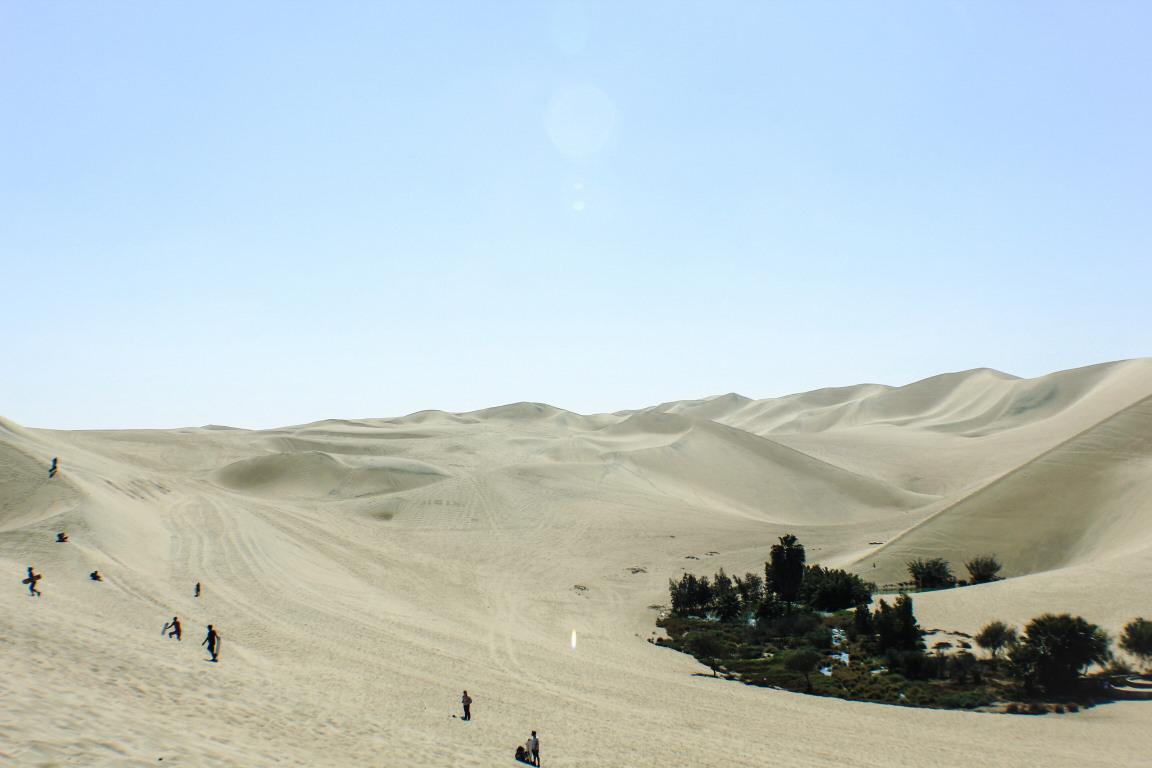 Desierto de Huacachina   Que ver en Ica