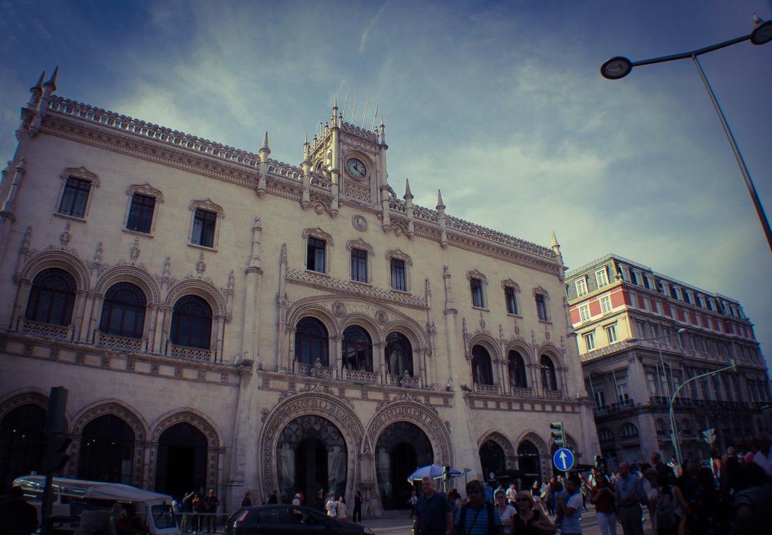 Estación de Rossio | Que ver en Lisboa