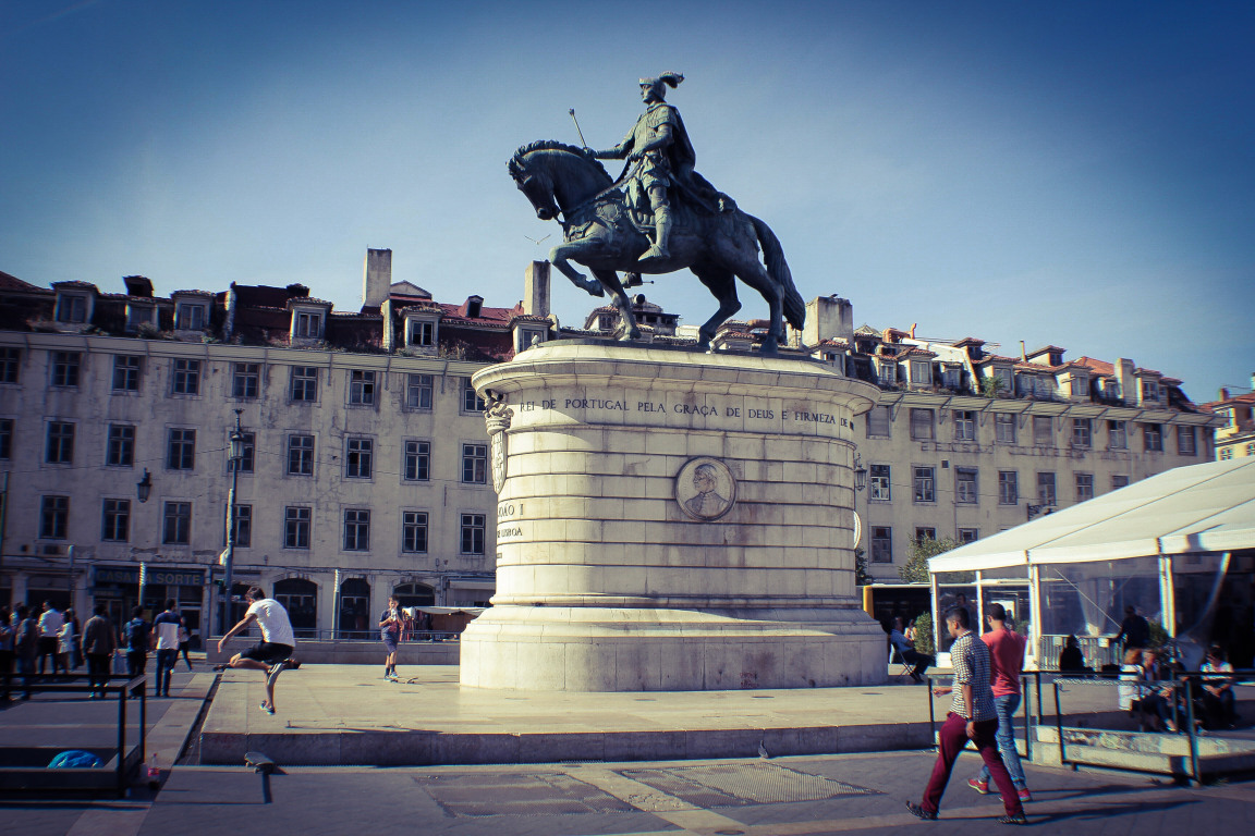 Plaza de Figuira | Que ver en Lisboa