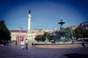 Plaza del Rossio | Que ver en Lisboa