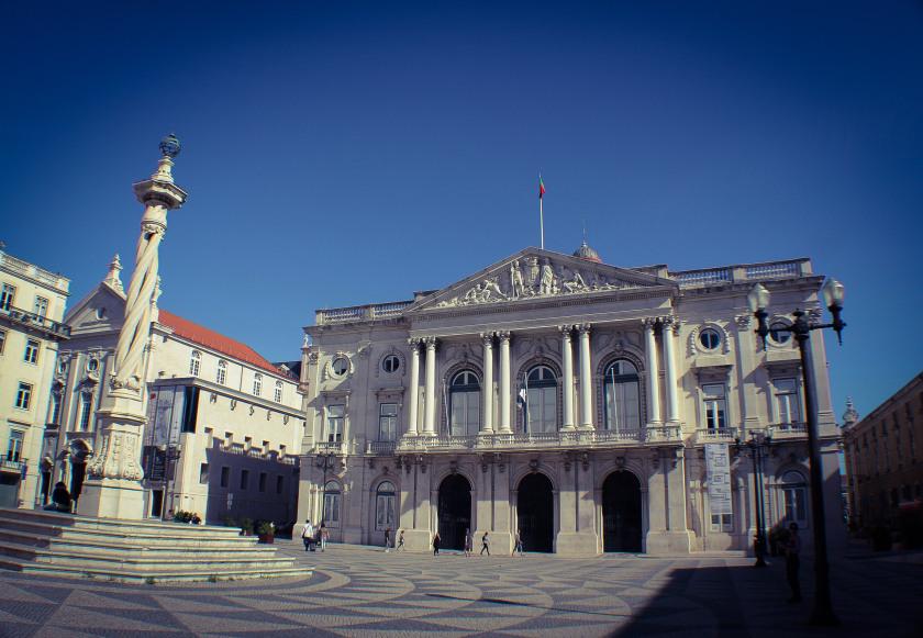 Plaza del municipio | Que ver en Lisboa