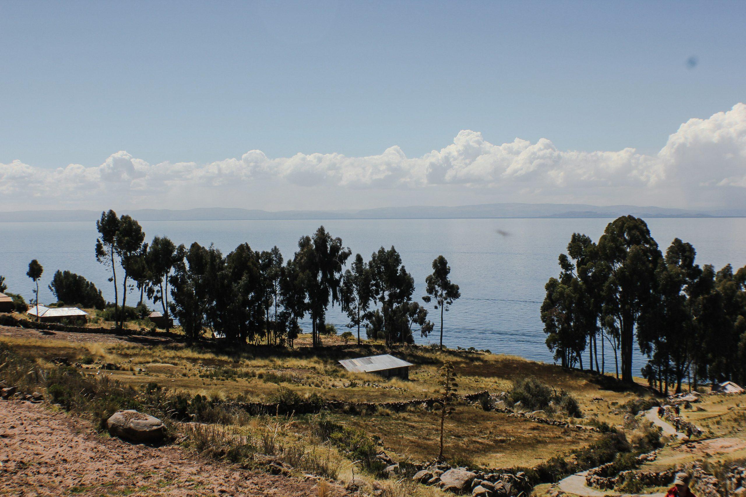 Isla Taquile - Lago Titicaca