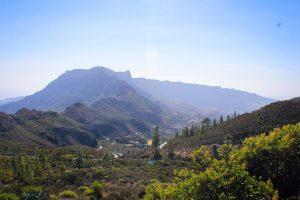 Miradores en Gran Canaria