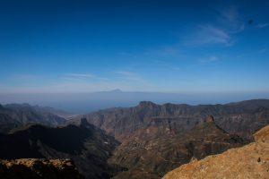 Teide desde el Roque Nublo - Que ver en Gran Canaria