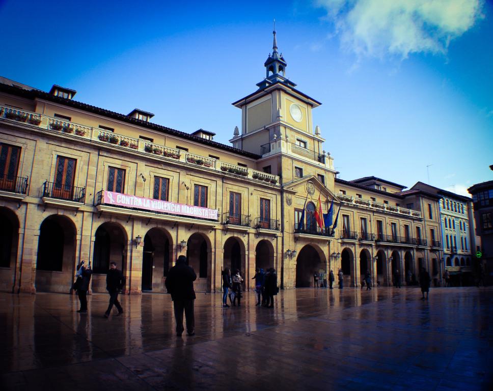 Ayundamiento de Oviedo | Que ver en Oviedo