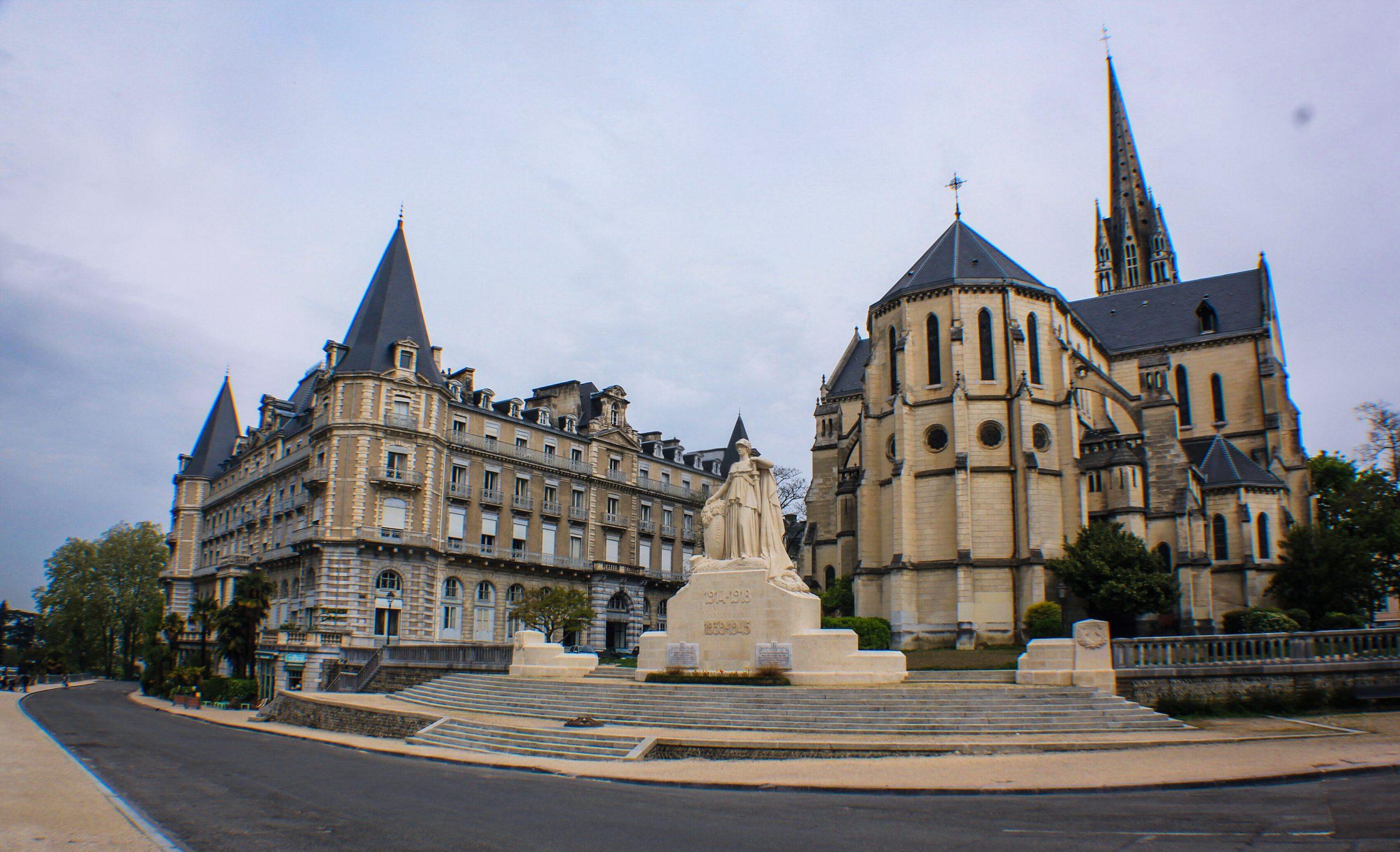 Boulevard de los Pirineos - Que ver en Pau