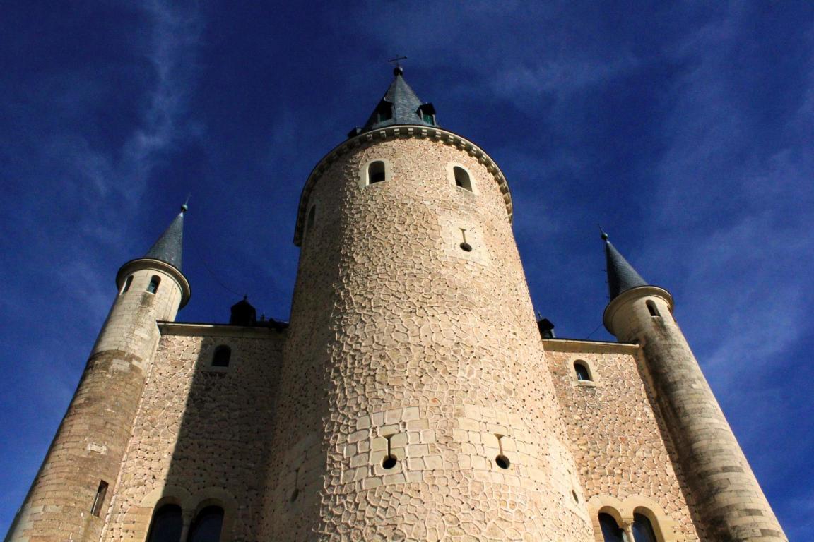Castillo Alcazar de Segovia - qué ver en Segovia