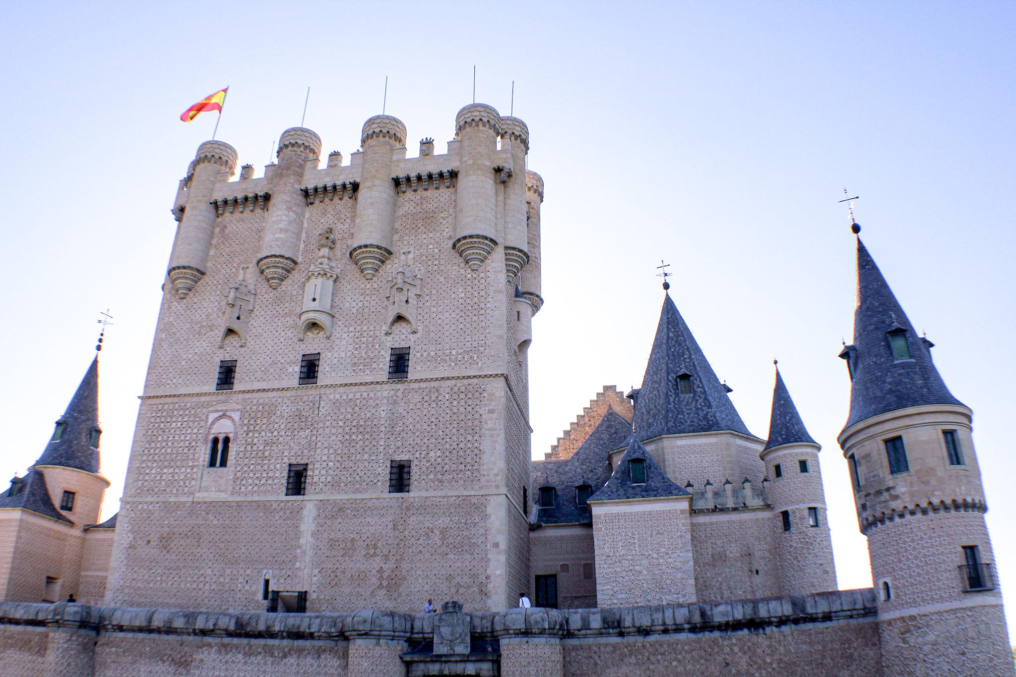 Alcázar de Segovia - qué ver en Segovia