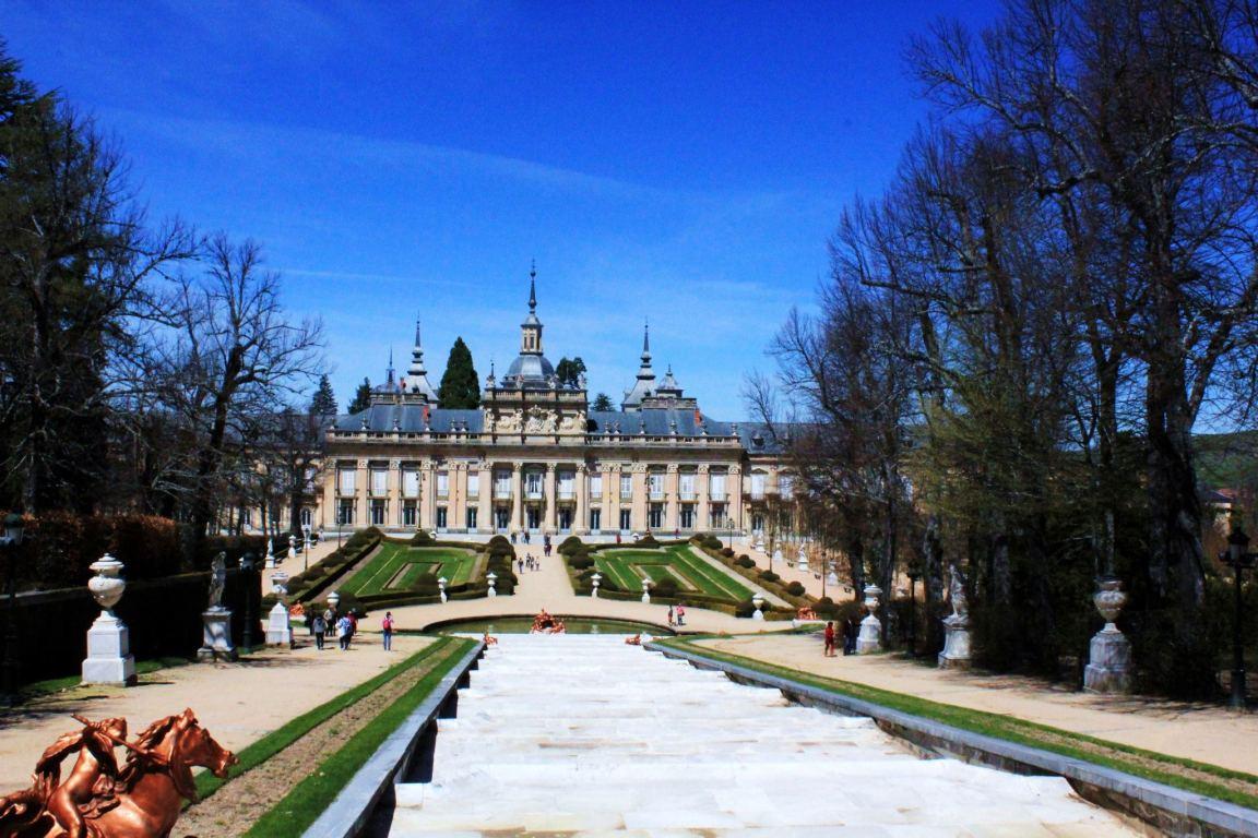 La Granja de San Ildefonso - qué ver en Segovia