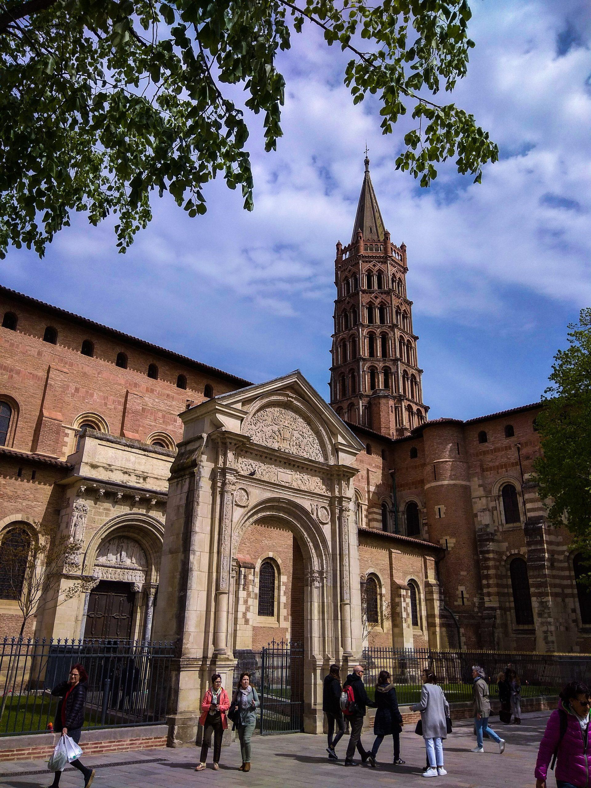 Basilica de San Sernín, imprescindible ver en Toulouse