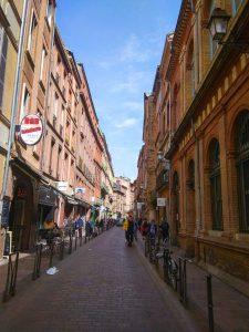 Callejear por Toulouse