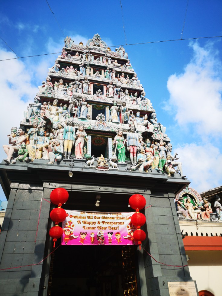 Sri Mariamman Temple Chinatown