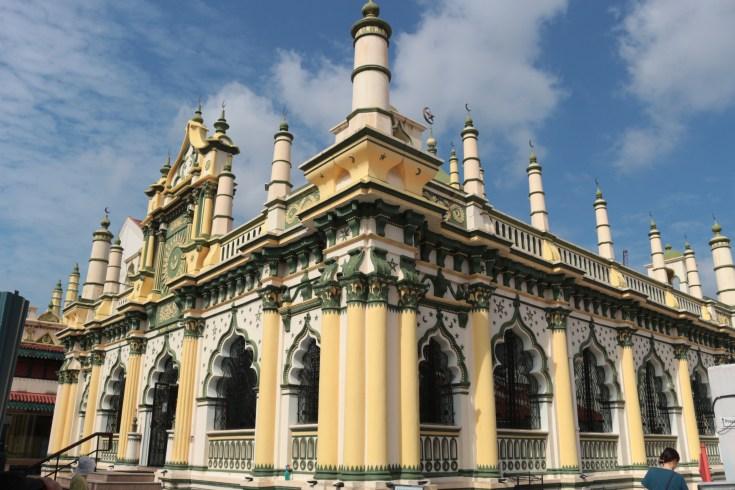 Mezquita del Sultán