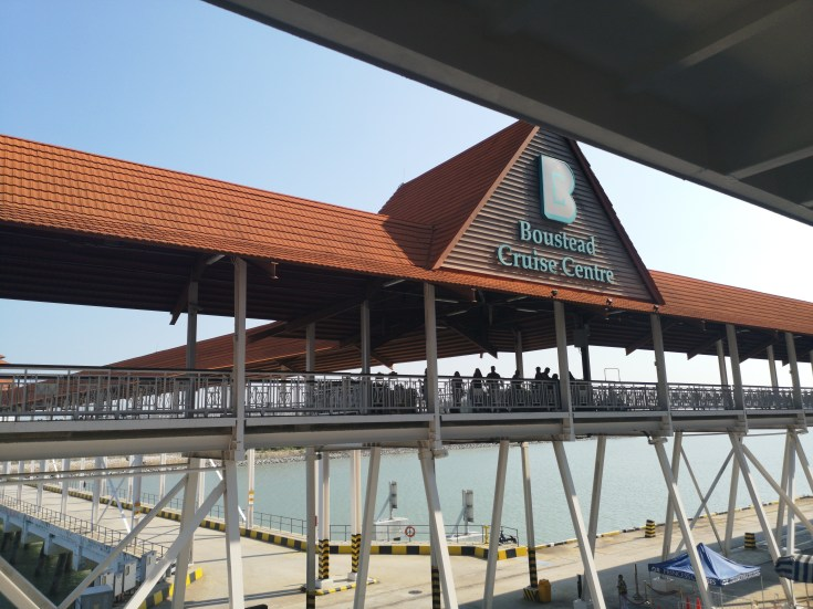 Terminal de cruceros KL