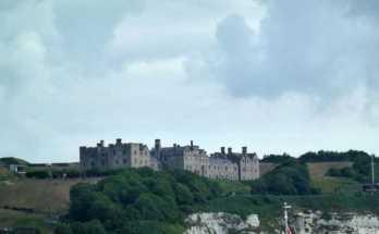 Vistas del Castillo de Dover