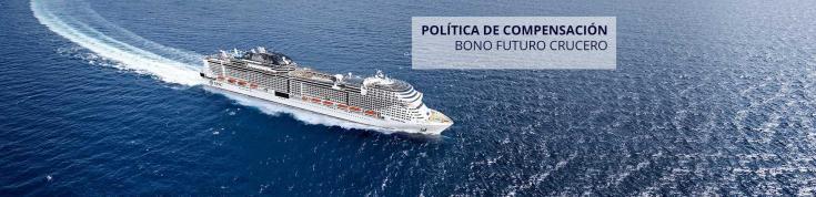 Compensación futuro crucero MSC