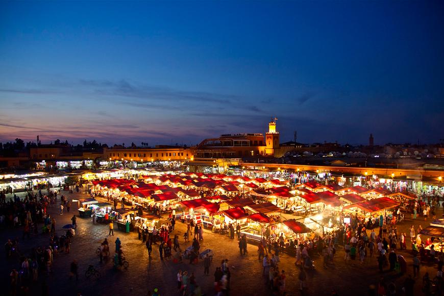 Marrakech: por donde comenzar