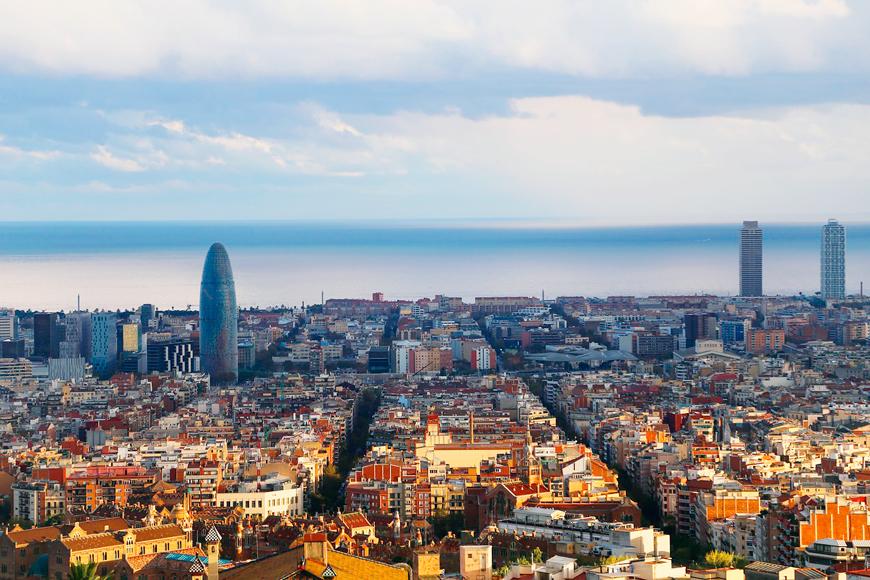 Barcelona: volveré