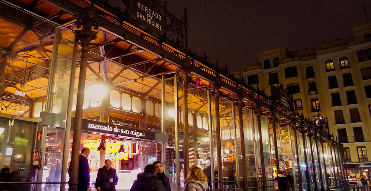 Madrid: Entre tapas y cañas
