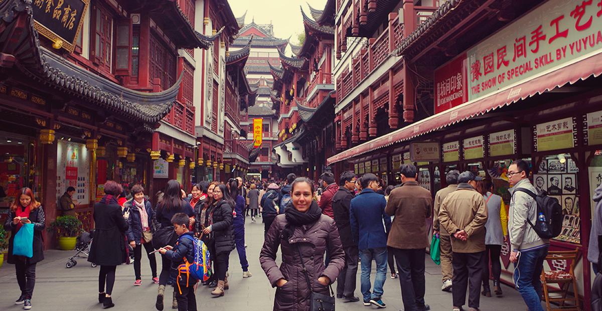 China: cuando ella me quiera aquí, yo iré a ella