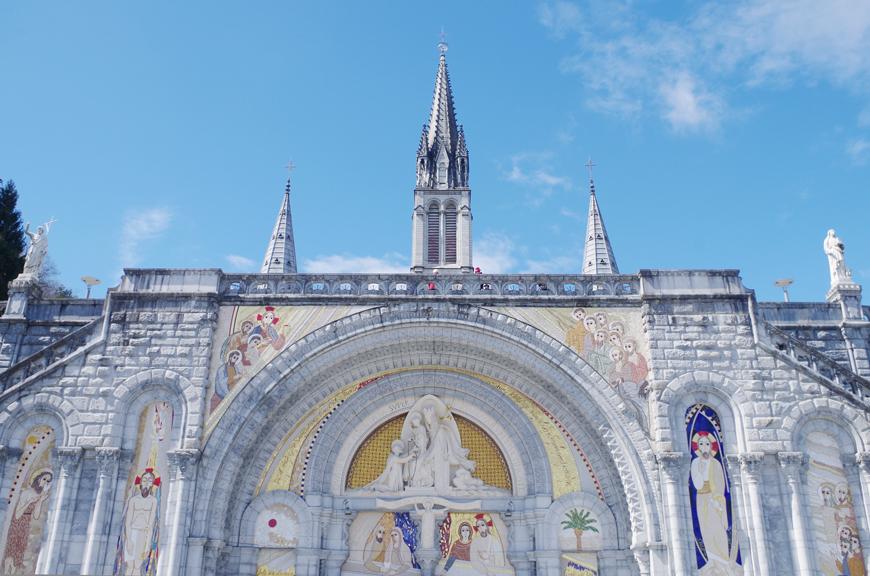 Cumpliendo sueños en Lourdes