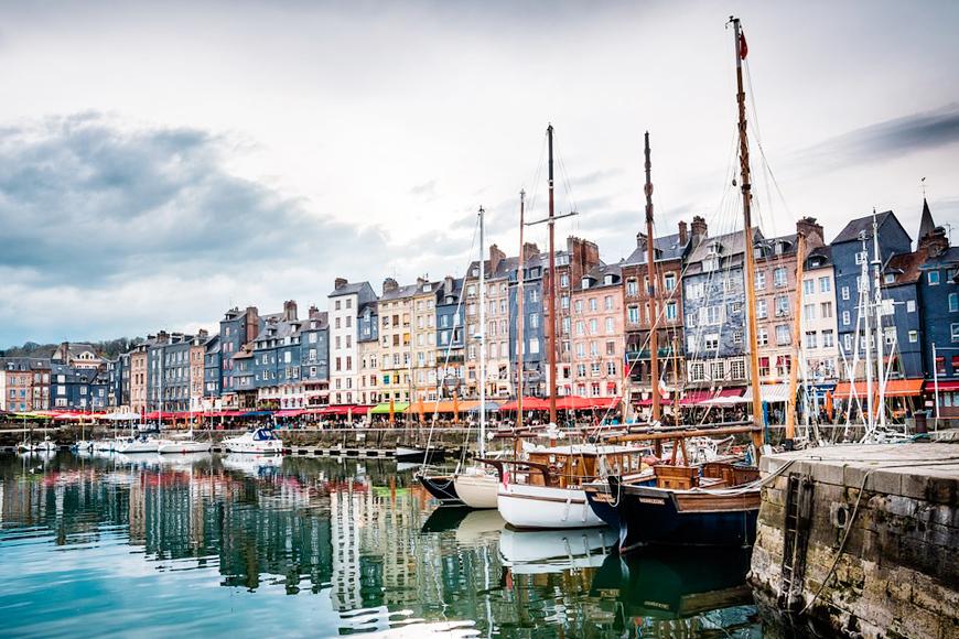 El encanto de Honfleur a un paso de París