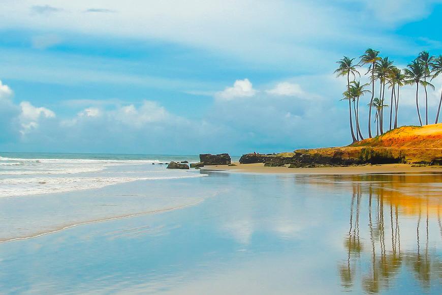 Nordeste brasileño que alegra el alma