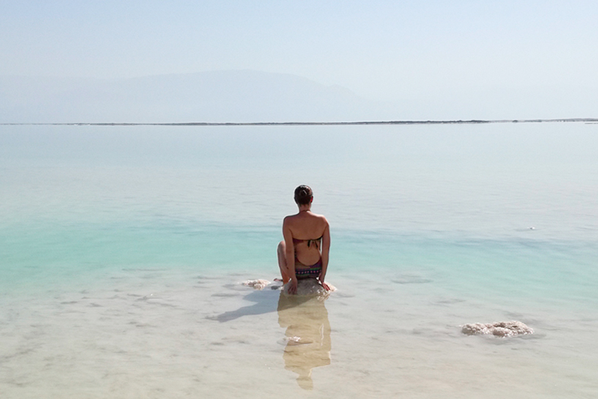 Mi viaje a Israel #3 | El lugar que todo lo cura