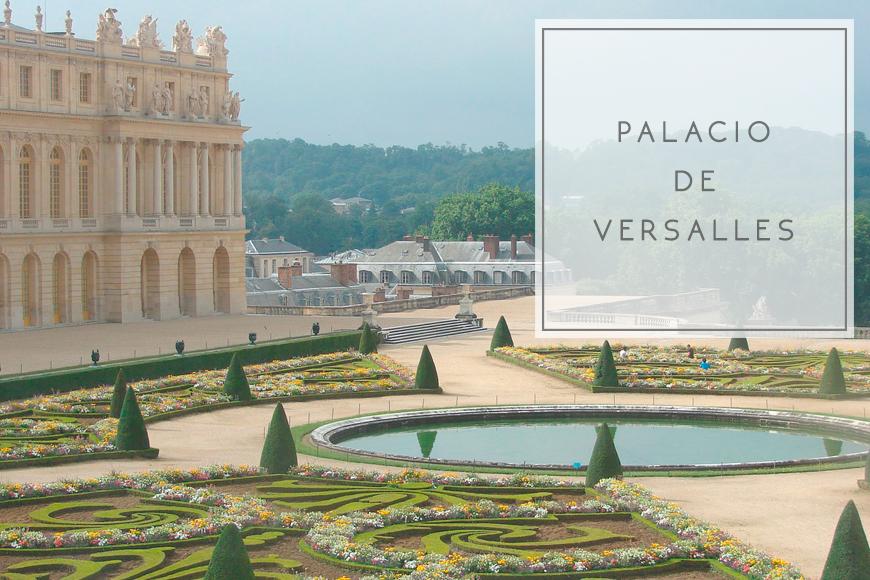 Palacio de Versalles | una visita imperdible