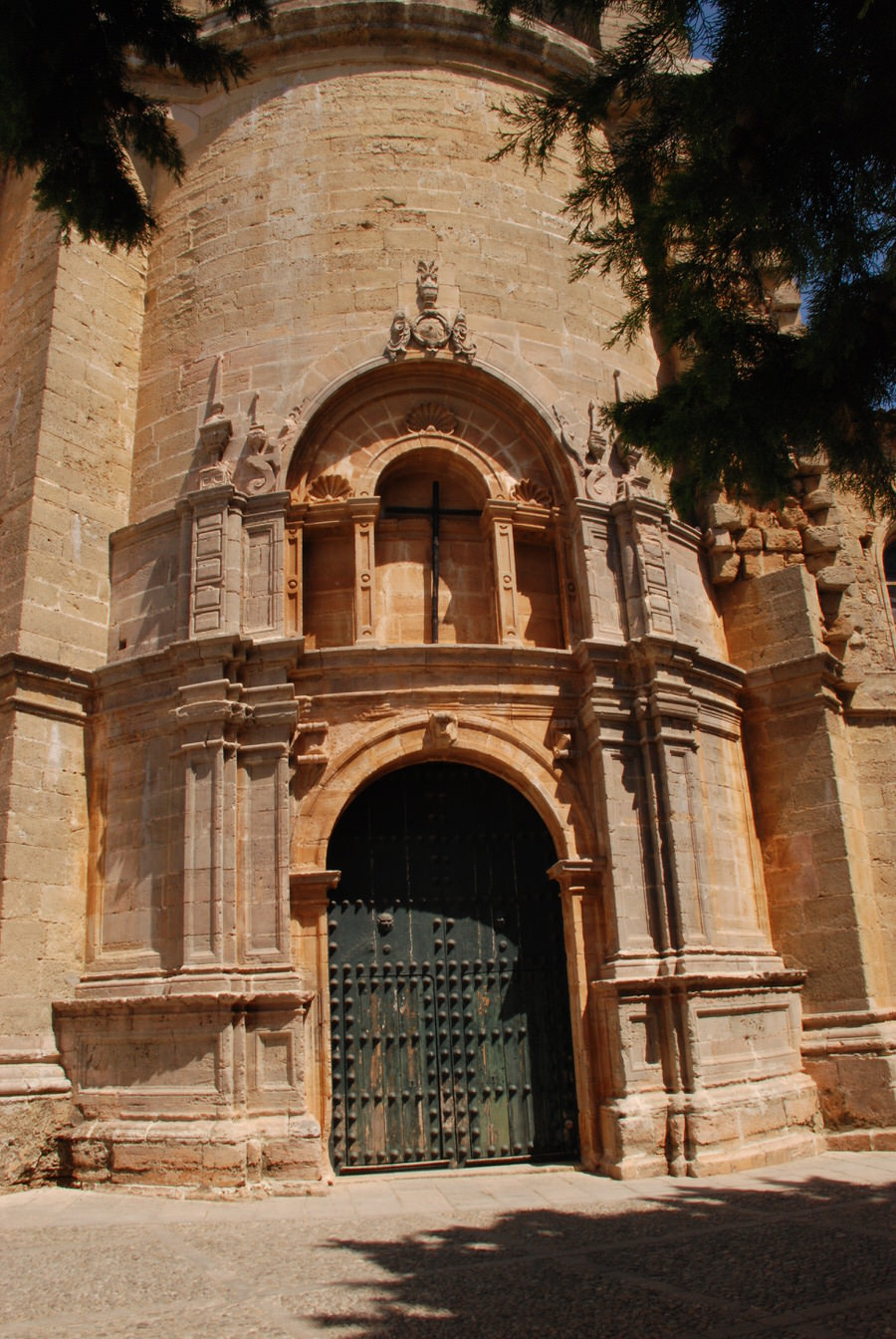 -Iglesia Santa María La Mayor-