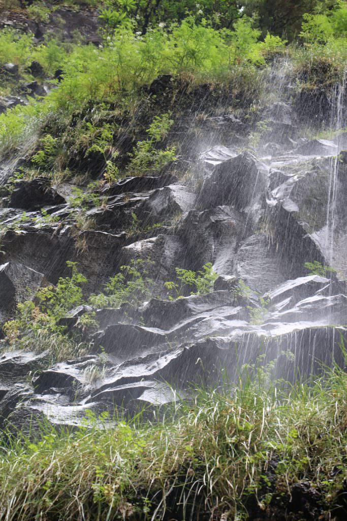Levada del Risco. Madeira