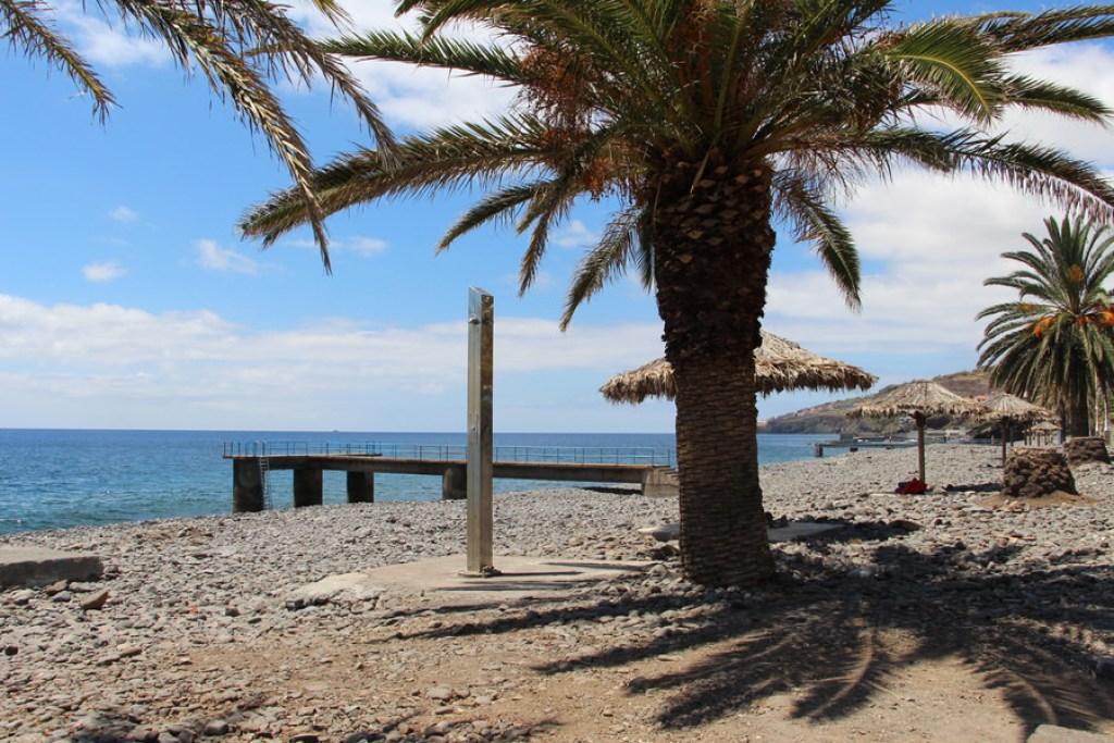 Playa Santa Cruz.Madeira