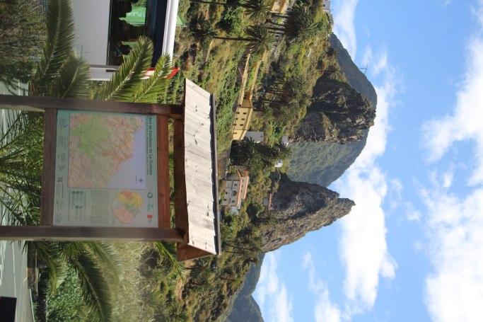 Roques Pedro y Petra. Hermigua (La Gomera)