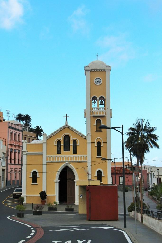 Iglesia Nuestra Señora de la Encarnación, Hermigua, LA Gomera