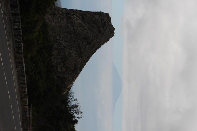 -.Mirador de los Roques y el Teide al fondo-