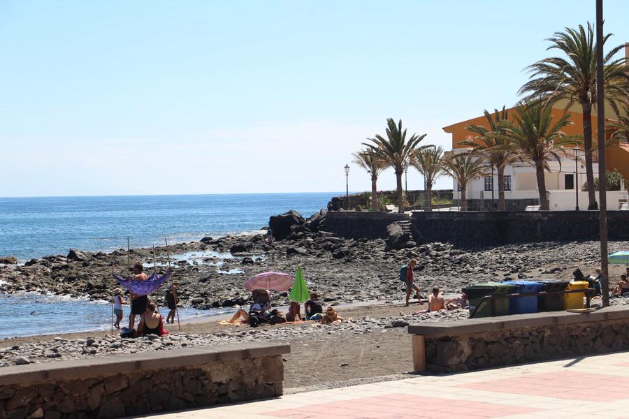 Playa de la Calera,Valle Gran Rey